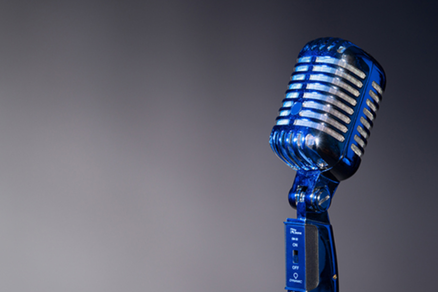 pride microphone