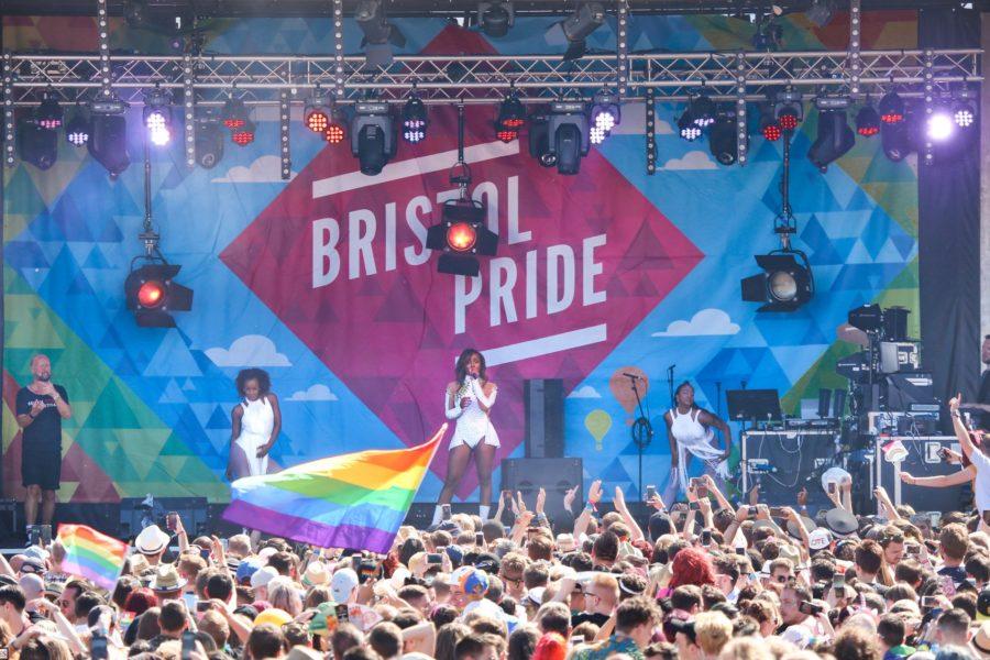 Bristol Pride Main Stage