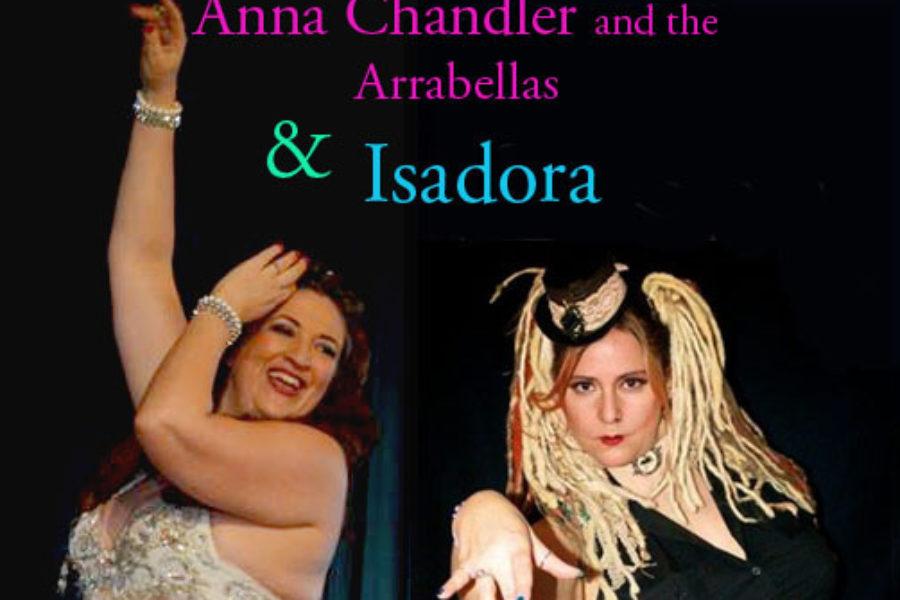 Anna Chandler & the Arrabellas with Isadora