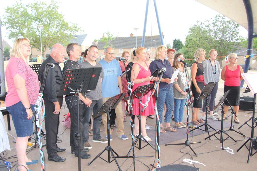 Bristol Choir Brigade
