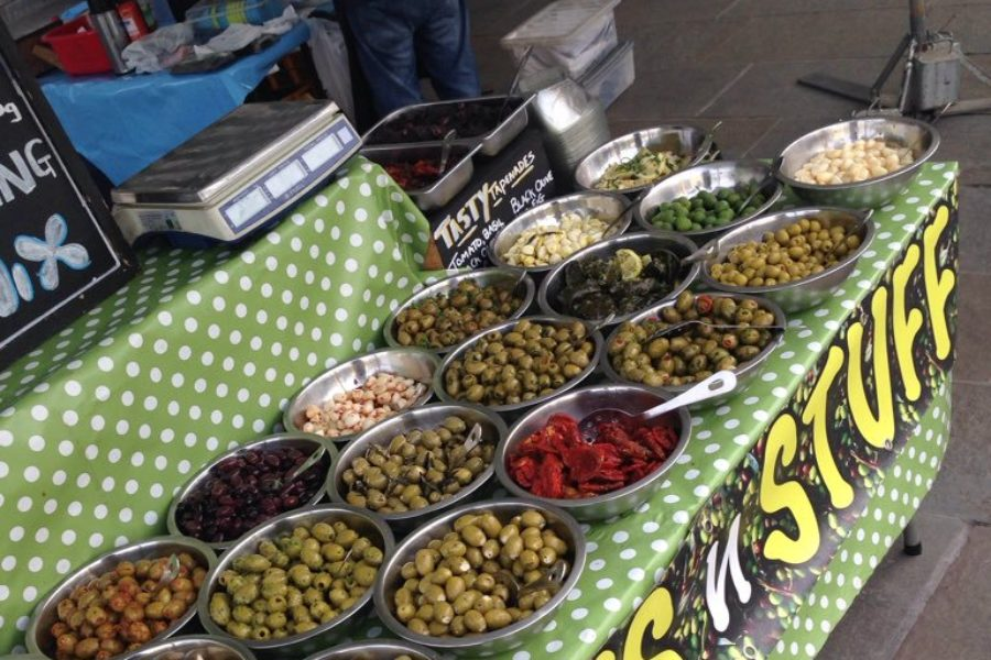Olives n Stuff
