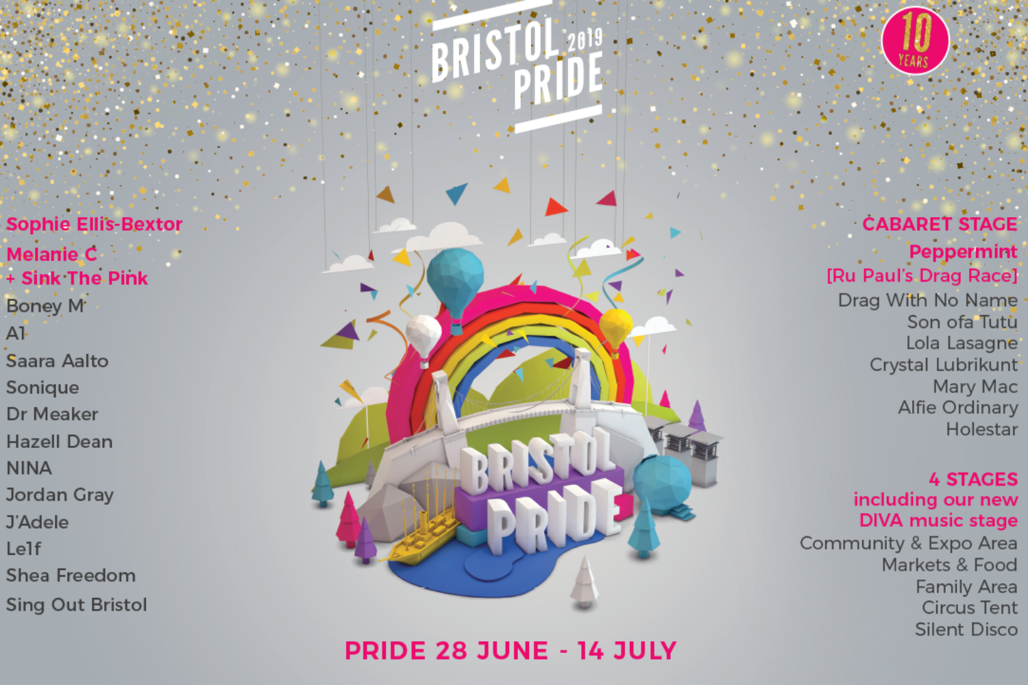 Pride News Item Poster