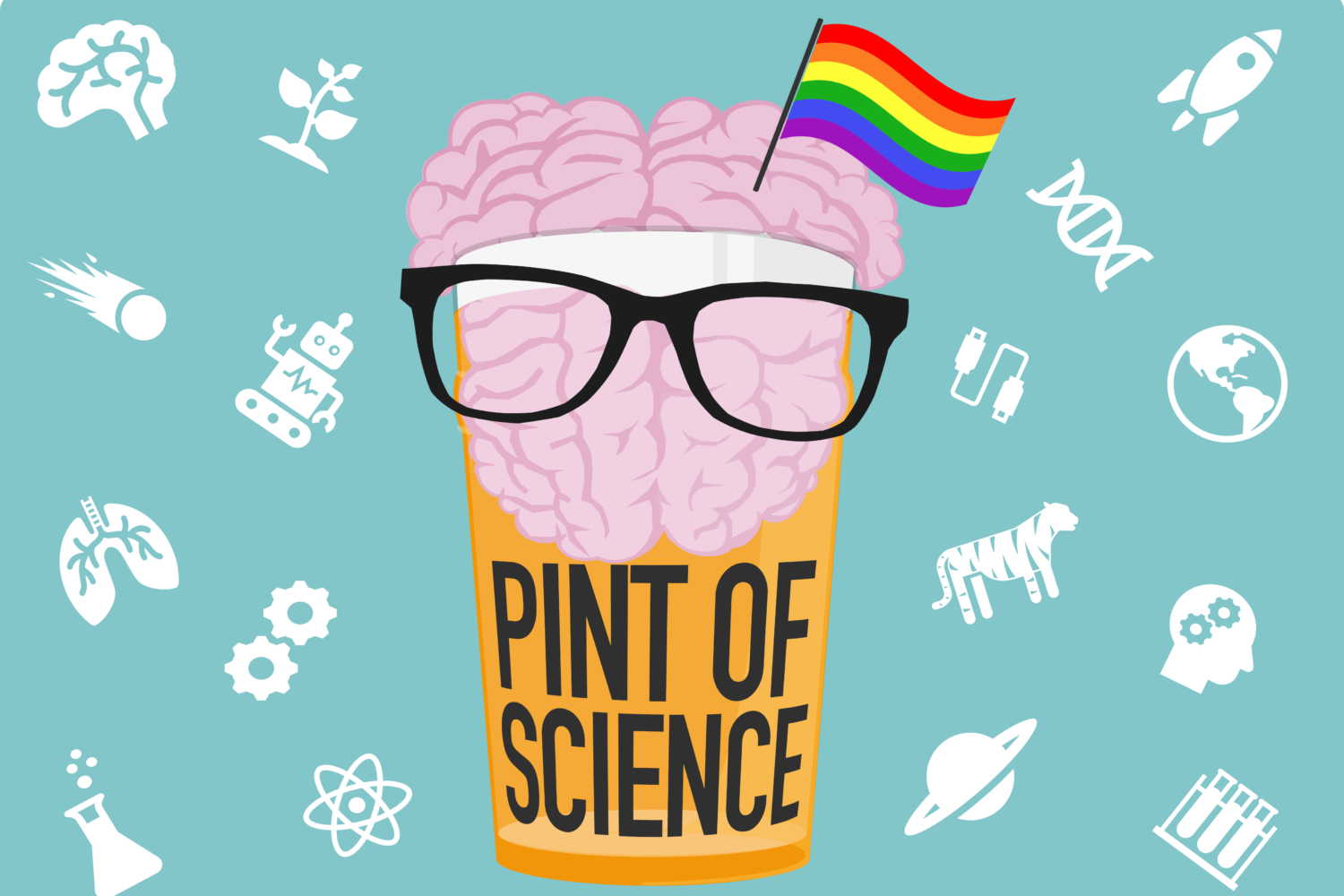 Pride of Science logo