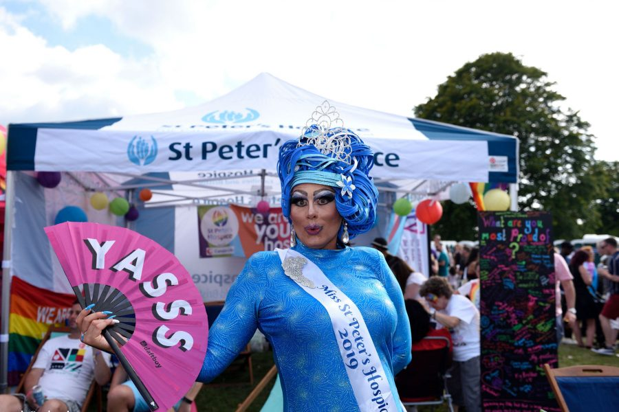 St Peter's Hospice at Pride