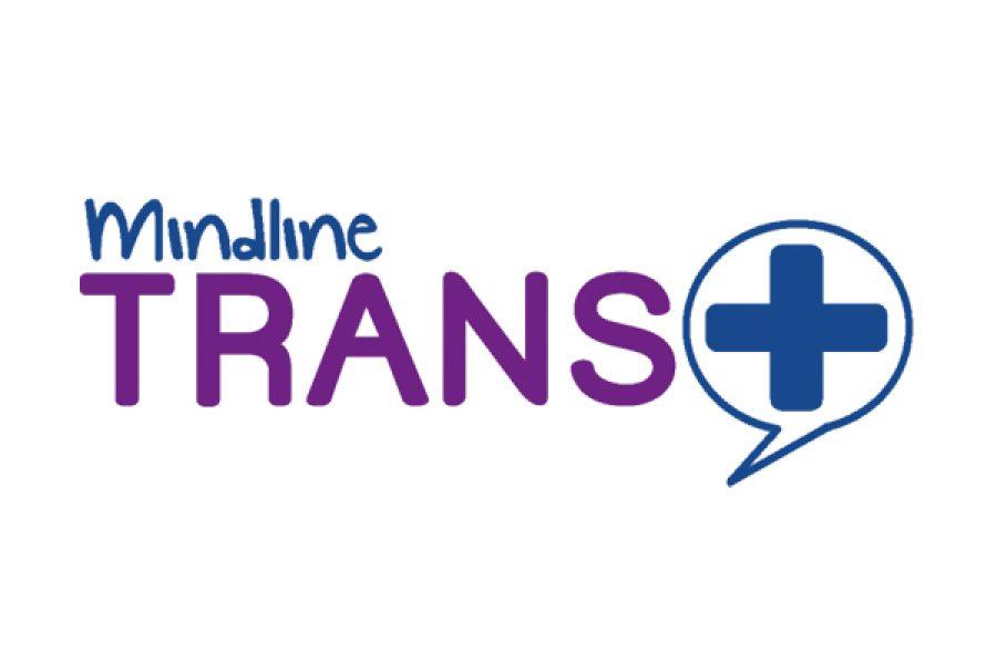 Mindline Trans+ logo