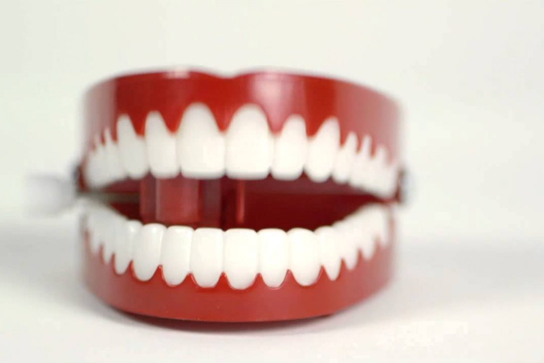 Comedy teeth