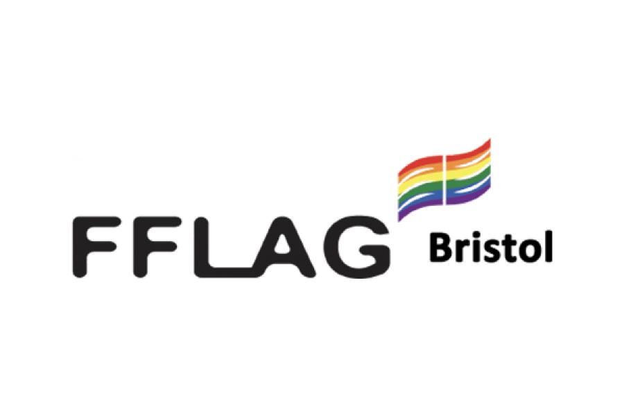 Bristol Fflag Logo